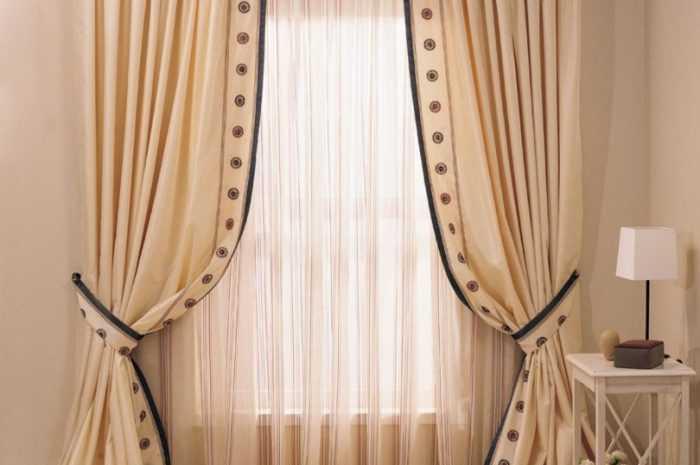 Бежевые шторы — ТОП-170 фото и видео идей дизайна бежевых штор. Палитра оттенков и цветовых сочетаний штор в интерьере