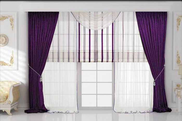 Новинки дизайна штор — виды дизайна современных тканей, конструкций и оттенков штор. Типы креплений и конструкций штор (фото + видео)