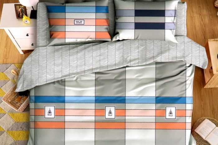 Размеры постельного белья: стандартные размеры всех элементов постельного белья. Варианты для взрослых, подростков и детей. 120 фото + видео-обзоры