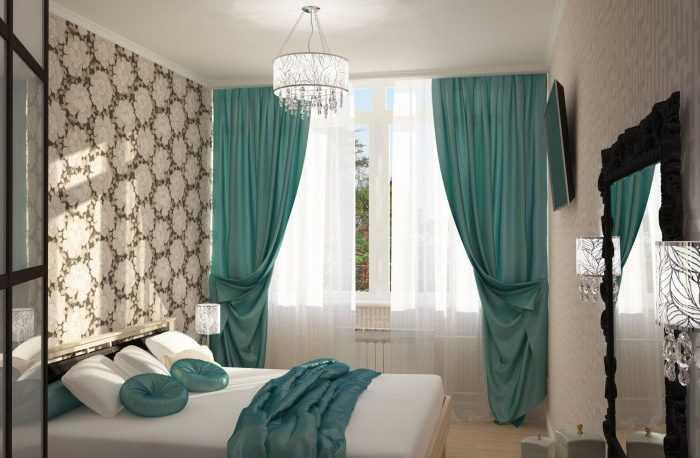 Шторы в спальню: ТОП-160 фото и видео примеров. Основные критерии выбора штор в спальню, выбор формы и стиля. Новинки штор в спальню 2020 года