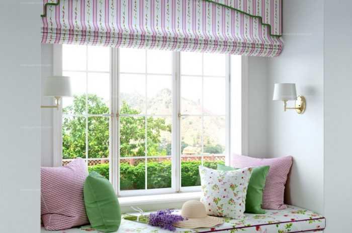 Шторы в стиле прованс — особенности и применение штор в стиле прованс в разных комнатах. Цветовые решения и фактуры штор (фото + видео)