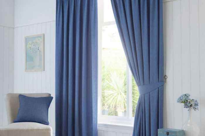 Синие шторы: ТОП-150 фото и видео вариантов синих штор. Палитра цветов и оттенков синего цвета. Виды штор и их конструкций